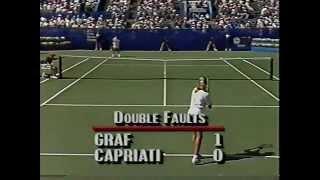 Steffi Graf V Jennifer Capriati 1990 US Open
