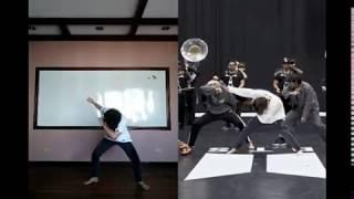 BTS (방탄소년단) - ON Dance Cover (dance break)   trickSR