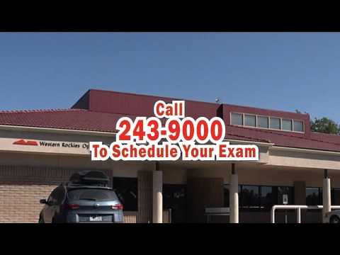 Western Rockies Eye Center video