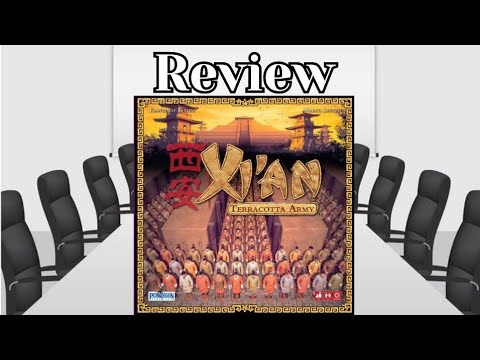 Xi'an Review - Chairman of the Board