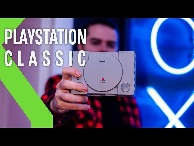 PlayStation Classic, así es