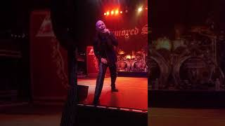 Armored Saint Spineless at the Gramercy Theatre 7/13/2018