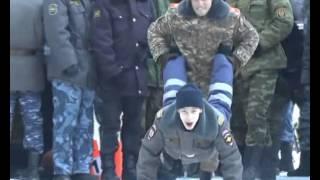 Презентация Межрегионального слета юных патриотов - 2014