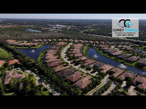 The Club at Olde Cypress Naples Florida Real Estate Homes & Condos 360 Aerial