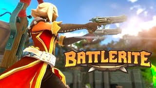 Picture of a game: Battlerite