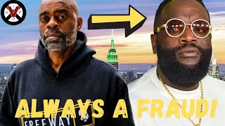 Freeway Rick Ross Digs Up More FRAUDULENT Behavior From Ricky Rozay?!