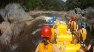Raging Thunder Barron Rafting