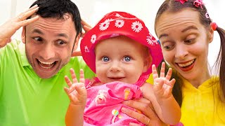 The Boo boo Song #3 | Nursery Rhymes & Kids Songs