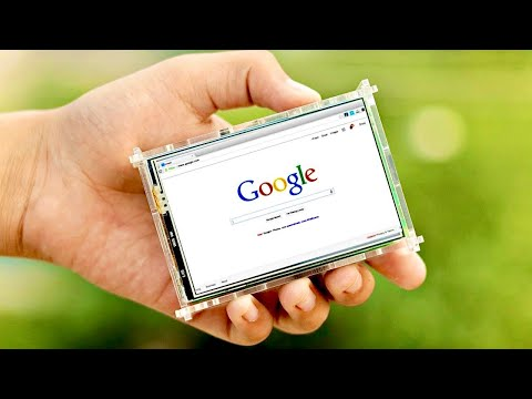 Amazing DIY Pocket PC