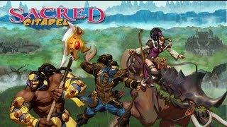 videó Sacred Citadel