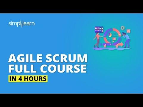 Agile Scrum Full Course In 4 Hours | Agile Scrum Master Training ...