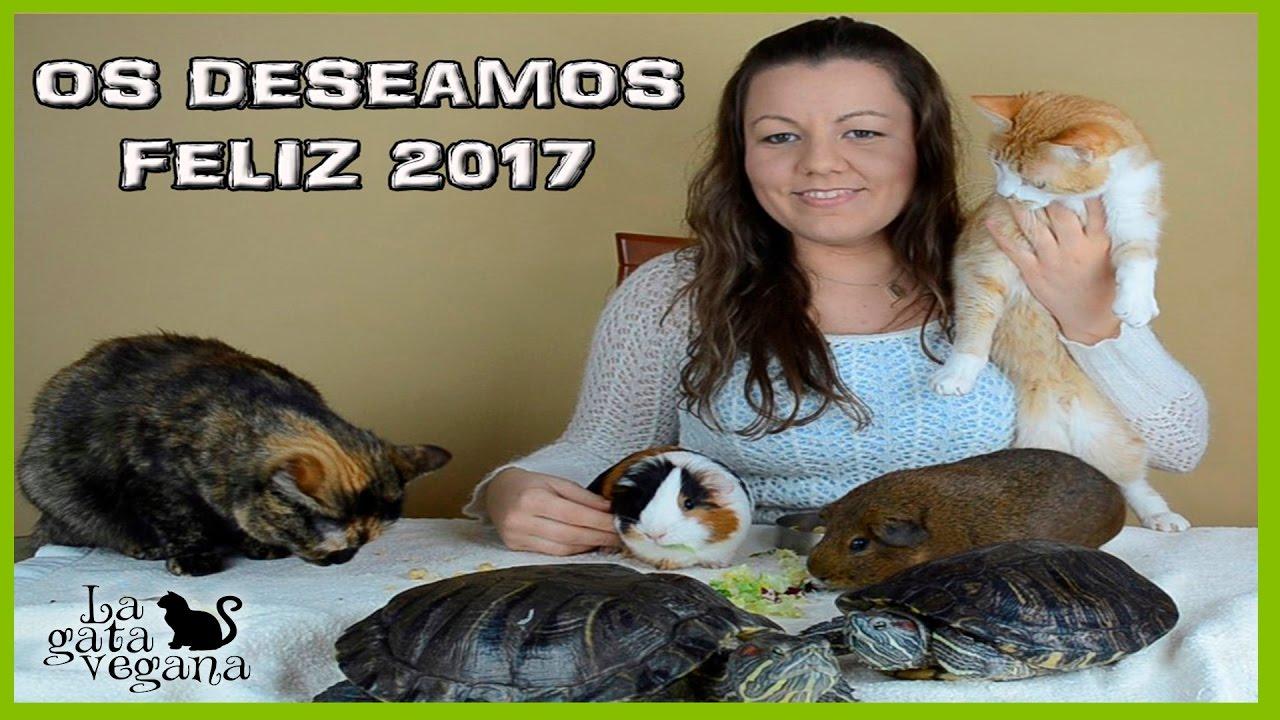FELICITANDO EL 2017 | CÓMO HACER UNA FOTO FAMILIAR MULTIESPECIE PARA FELICITAR EL AÑO NUEVO