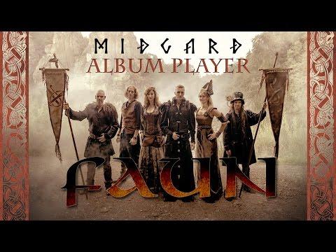 FAUN - MIDGARD [ALBUM PLAYER]
