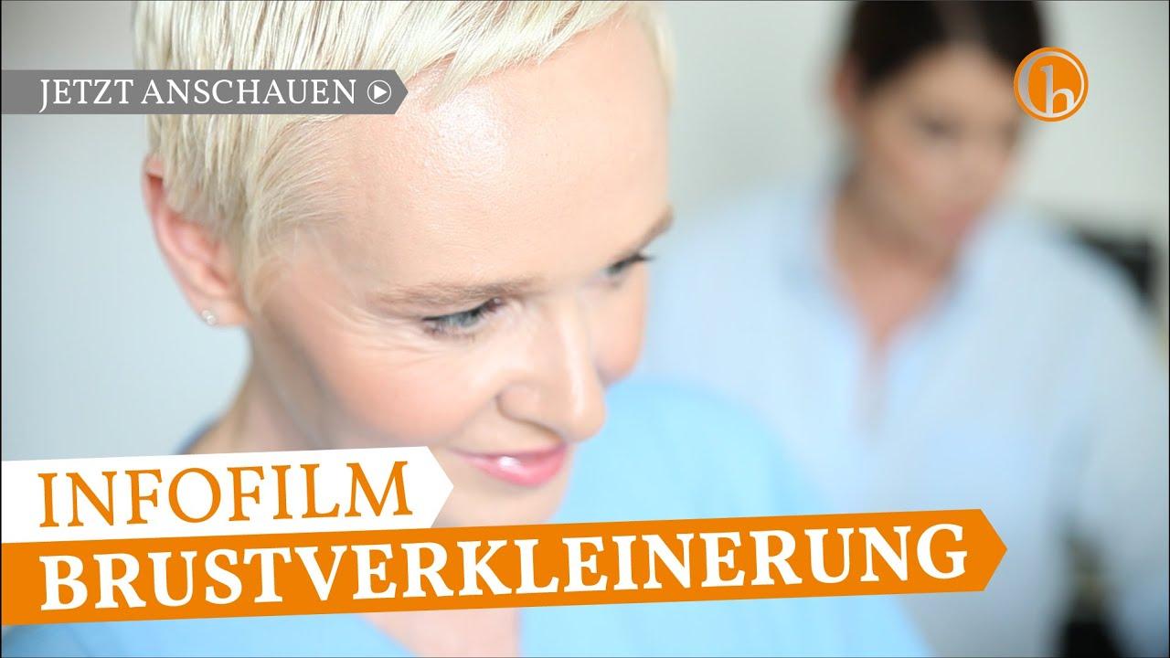 Video Dr. Hellmann über die Brustverkleinerung