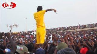 Sidy Diop en Concert à Guediawaye - Plage De Malibu - Barina Niteu Machalla