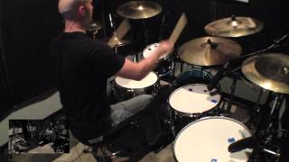 """Flowing"" by 311 - Drum Cover"
