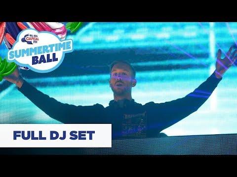 Calvin Harris Full Set | Live at Capital's Summertime Ball 2019