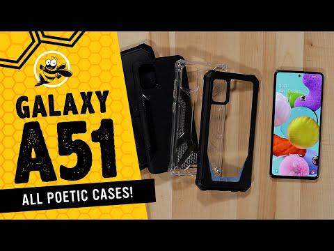 External Review Video VFVbximVzfQ for Samsung Galaxy A51 5G Smartphone