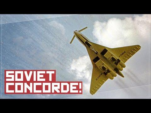 Proč jsme nelétali s TU-144?