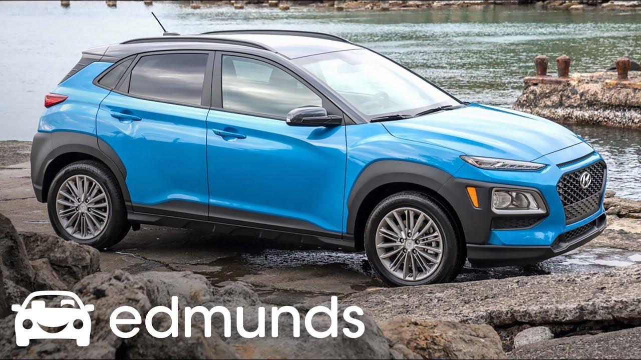 2018 Hyundai Kona Suv Edmunds Rating