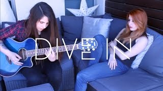 AMW - Dive In / Pierce The Veil (Acoustic Cover)