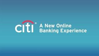 New Citibank Online
