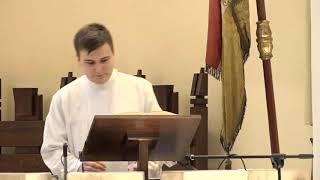 Katolikus szentmise / TV Szentendre / 2020. 05. 03.