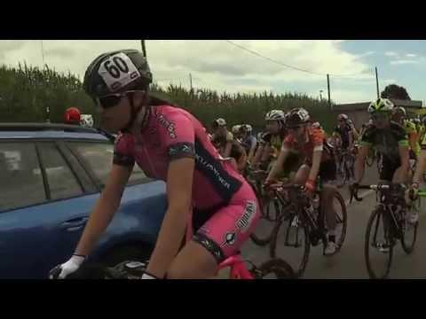 Preview video Trofeo Oro in Euro - Women´s Bike Race OPEN