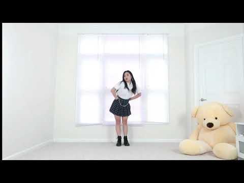 "SOMI ""BIRTHDAY""  dance mirror (Lisa Rhee)"