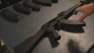 Where To Get CHEAPEST Saiga AK47 $450 Unboxing And Review  ClassicFirearmscom