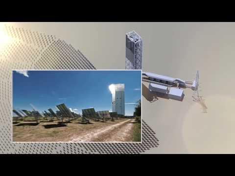 Kraftanlagen München - Concentrated Solar Power (CSP) Technology