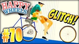 HAPPY WHEELS GLITCH!! | Happy Wheels #70