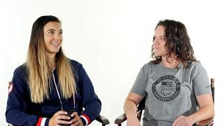 Team USA Insider | Q&A With Brenna Huckaby And Brittani Coury