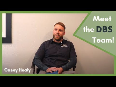 Meet the DBS Team: Growth & Opportunity with Casey Healy