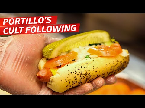 Why Is the Midwest Obsessed with Portillo's and the Chicago Dog? —Cult Following