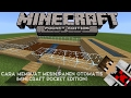 Cara Membuat Mesin Panen Otomatis (Minecraft Pocket Edition)