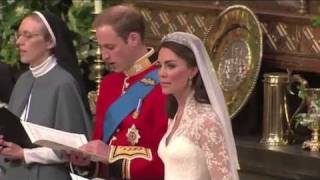 Blaenwern, Love Divine - Prince William and Kate Middleton Royal Wedding