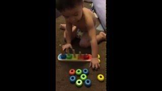 Professor Jonathan Teaching Colors