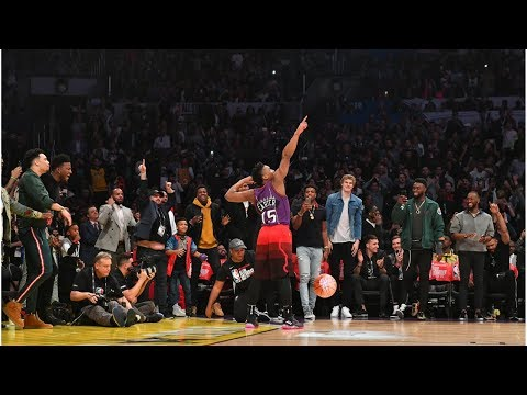 Donovan Mitchell's Verizon Slam Dunk Performance As Heard Around The World