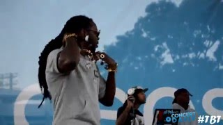 "2 Chainz Performing ""Birthday Song"" Live in Washington DC #CDTBT"