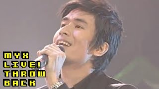 CHRISTIAN BAUTISTA - The Way You Look At Me (MYX Live! Performance)
