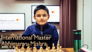 Youngest IM of All-Time! Abhi Mishra Visits the Club