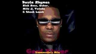 Good Kisser - Busta Rhymes Ft.  Rick Ross, Mila J, Twista, Usher, & Sheek Louch