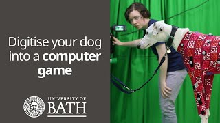 Newswise:Video Embedded digitize-your-dog-into-a-computer-game