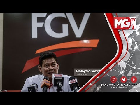 TERKINI : Spekulasi CEO FGV Letak Jawatan Tidak Benar?