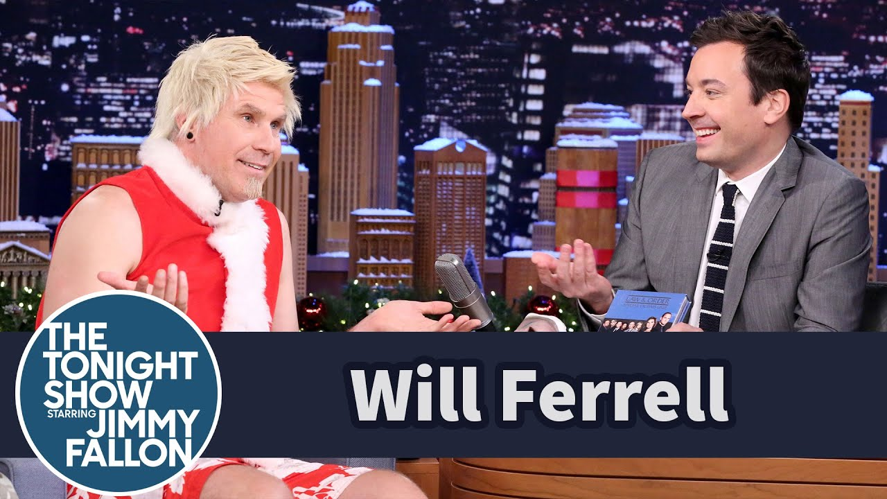 Will Ferrell Delivers Jimmy's Kids Age-Inappropriate Xmas Gifts thumbnail
