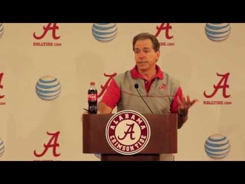 Nick Saban Goes On Rant About College Football Playoff Rankings