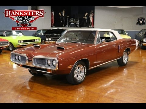 Video of 1970 Coronet located in Indiana Pennsylvania - $44,900.00 Offered by Hanksters Muscle Cars - K8GG
