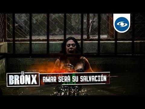 El Bronx: Marucha muere sumergida en la fosa siendo la comida de 'Juancho', el cocodrilo