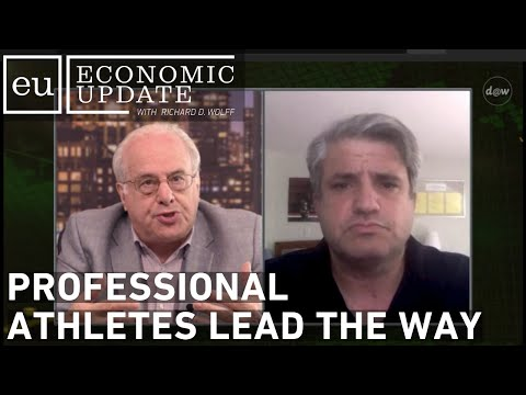 Economic Update: Professional Athletes Lead The Way